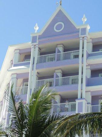 Hotel Riu Ocho Rios:                   Vista do hotel