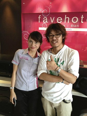 favehotel Umalas:                   Great staff!