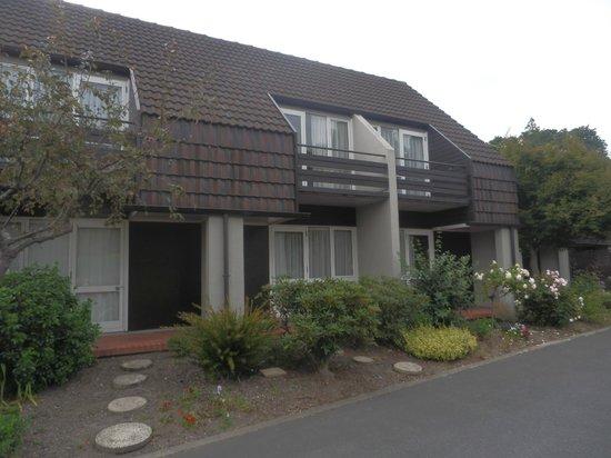 Mercure Dunedin Leisure Lodge: outside