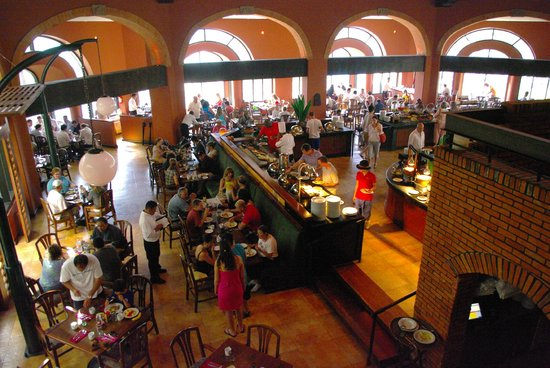 CasaMagna Marriott Cancun: La Capilla.... great breakfast buffet