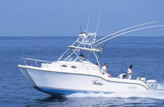 Big Buoy Fishing Charters: Gato Felix Big Buoy Fishing Guatemala deep sea fishing
