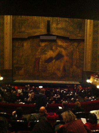 rideau de sc 232 ne picture of chatelet theatre musical de tripadvisor