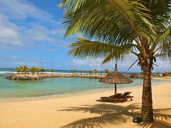 InterContinental Mauritius Resort Balaclava Fort:                   Beautiful grounds and beach :)