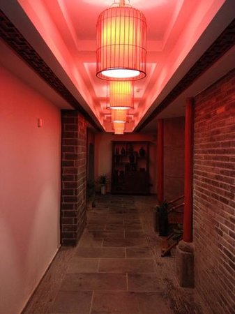 Yangshuo West Street Residence:                   to lobby