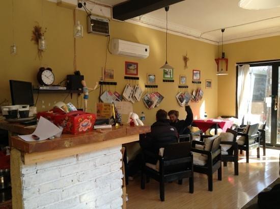 N's Kitchen & Lodge :                   reception