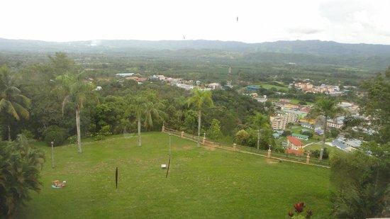 Perkasa Hotel: Nice View from room