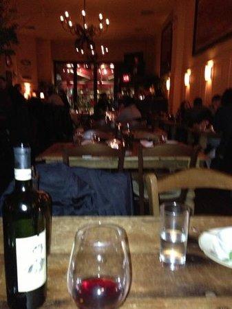 Osteria Laguna Restaurant:                   dinner