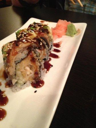 Hanabi: Shrimp Tempura very good.