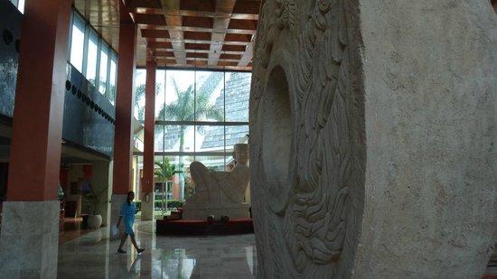 Iberostar Paraiso Maya:                                     Lobby