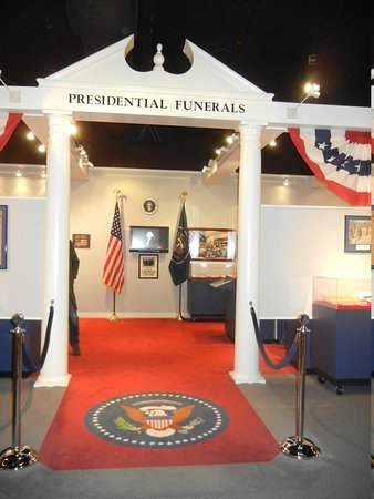 National Museum of Funeral History: President