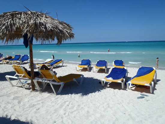Iberostar Varadero: main beach area