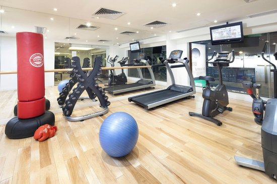 Shama Fortress Hill Serviced Apartment: Fitness room