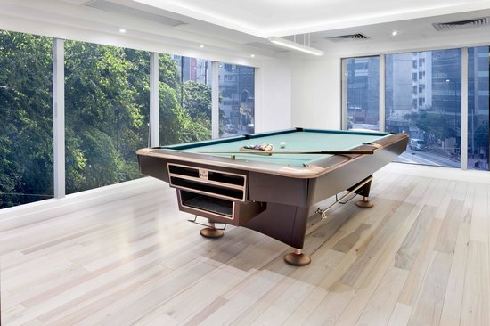 Shama Fortress Hill Serviced Apartment: Billiard room