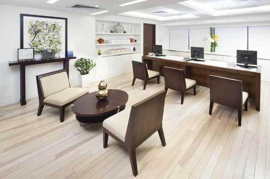 Shama Fortress Hill Serviced Apartment: Management office