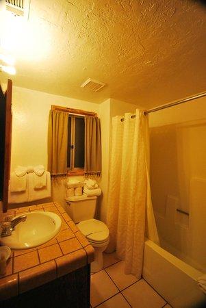 Big Bear Frontier: Bathroom