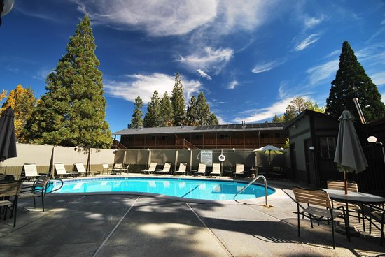 Big Bear Frontier: Swimming Pool