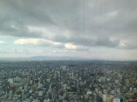 Nagoya Marriott Associa Hotel:                   42/F, like you are flying