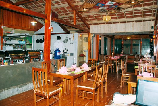 Panorama Restaurant: inside overview