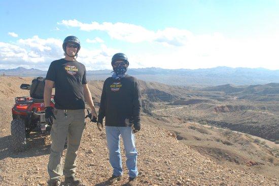 ATV Experience:                   Randy & Dana