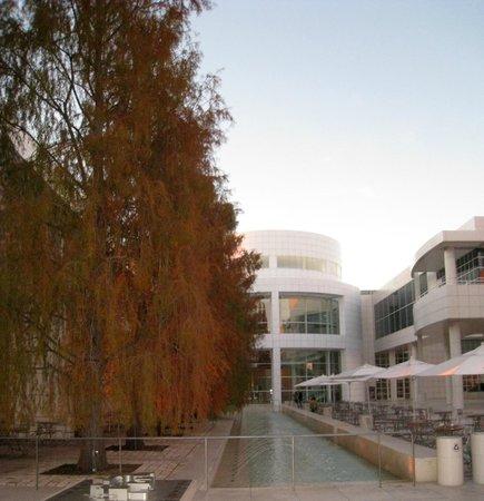 The Getty Center:                   Preciosidade