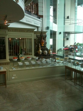 Royal Cliff Grand Hotel:                   The fresh fruit section 1/3 of buffet