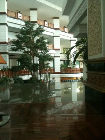 Royal Cliff Grand Hotel :                   lobby