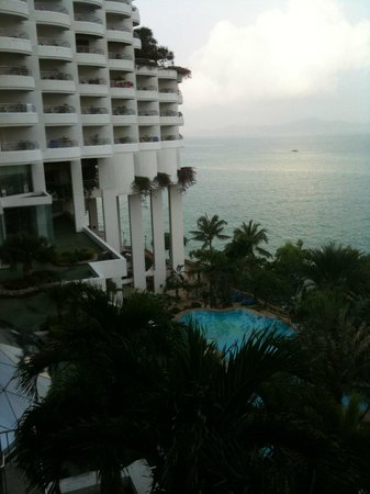 Royal Cliff Grand Hotel:                   view from room