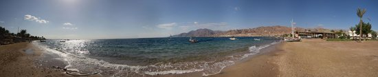 Ibis Styles Dahab Lagoon:                   Пляж отеля