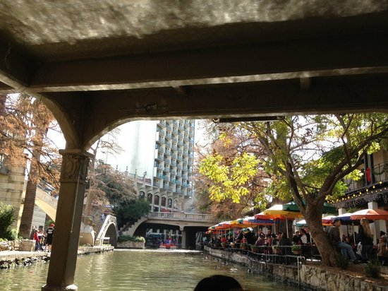 San Antonio River: Views From The Boat on the RIver