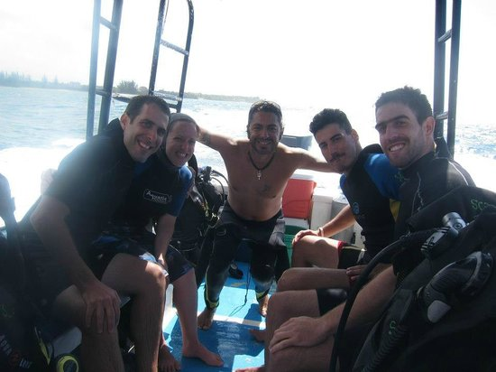 NIrvana Dive shop: Great day of diving!