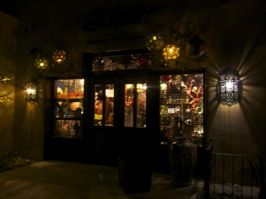 View of Elvira's from outside