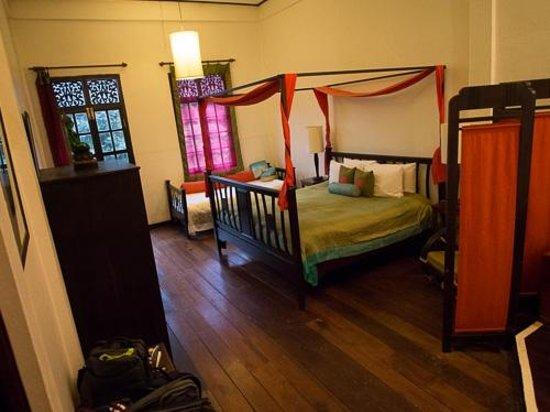 The Apsara:                   Room #4