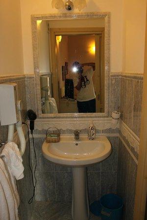 Le Plejadi:                   Bathroom