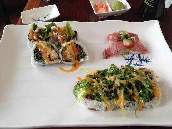 Sushi Infinity: sushi