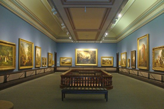crocker art museum european paintings picture of crocker art