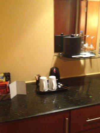 Courtyard Dubai, Green Community: coffee facility
