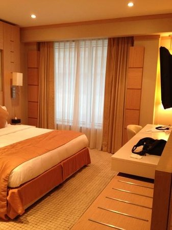 Angsana Dubai: nice room
