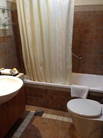 Angsana Dubai: toilet
