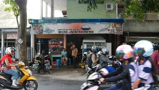 Pangkal Pinang, Indonesia: Jl Theresia, Pangkalpinang