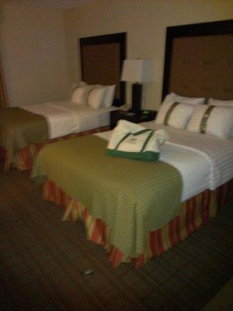 Holiday Inn Riverton - Convention Center:                   room