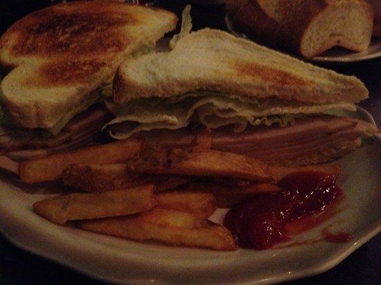 Original Joe's Restaurant: Sandwich