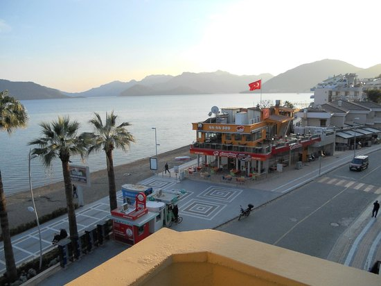 Anadolu Hotel:                                     View out of this world