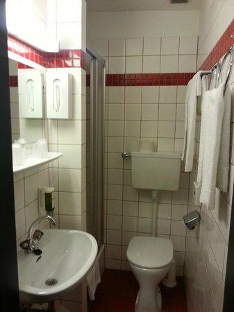 Hotel KUNSThof: Bagno