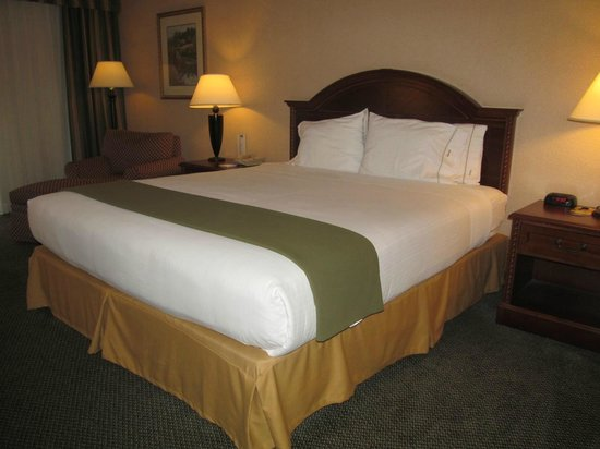 Fairfield Inn & Suites Los Angeles Rosemead: bed