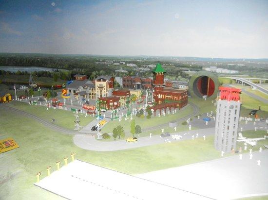 Legoland Discovery Center: @ Legoland