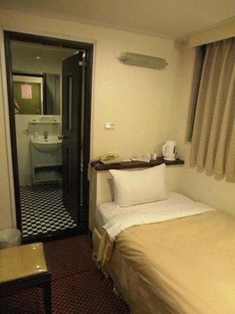 Lio Hotel:                   ベッド