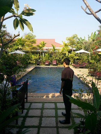 The Moon Boutique Hotel:                   Wonderful stay, Friendly Staff
