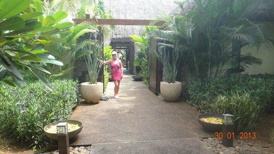Maritim Resort & Spa Mauritius:                   Spa Entrance - Beautiful