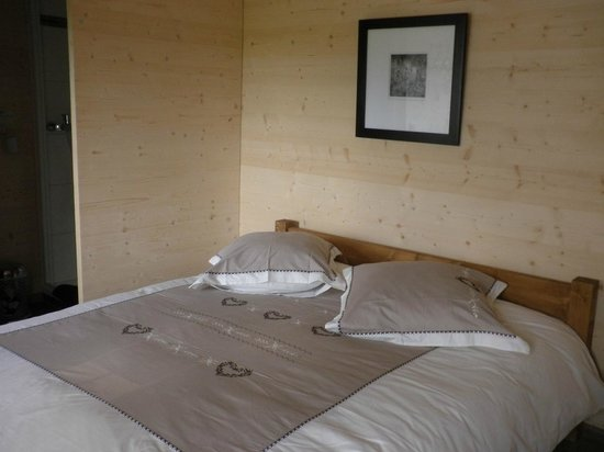 La ferme du bourgoz :                   my room