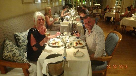 Maritim Resort & Spa Mauritius:                   Mon Desir fine dining